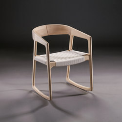 Tesa Rocking Chair | Armchairs | Artisan