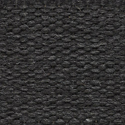 Arkad | Midnight Black 9534 | Rugs | Kasthall
