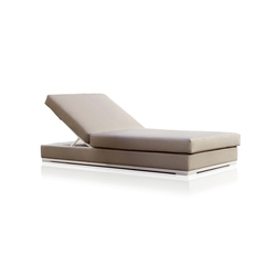 Slim Chaise longue | Sun loungers | Expormim