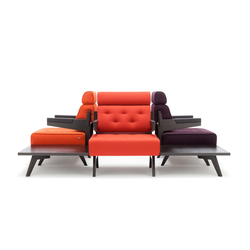Rolf Benz 290 | Modular seating elements | Rolf Benz