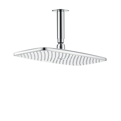 Hansgrohe Raindance E 360 Air 1jet Overhead Shower DN15 with 100mm ceiling connector | Shower taps / mixers | Hansgrohe