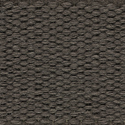 Arkad | Dark Brown Grey 7001 | Tappeti / Tappeti d'autore | Kasthall