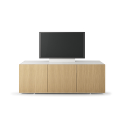 B10 Displaysideboard | Multimedia-Sideboards / -Schränke | Holzmedia