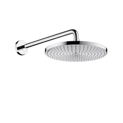 Hansgrohe Raindance Air Plate Overhead Shower Ø300mm DN15 with shower arm 450mm | Shower taps / mixers | Hansgrohe