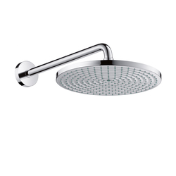 Hansgrohe Raindance Air Plate Overhead Shower Ø300mm DN15 with shower arm 390mm | Shower taps / mixers | Hansgrohe