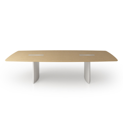 C1 Conference table | Multimedia conference tables | Holzmedia