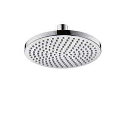 Hansgrohe Croma 160 Plate Overhead Shower with swivel joint DN15 | Shower taps / mixers | Hansgrohe