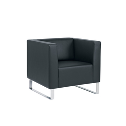 Cubus Lounge advanced | Sessel | Dietiker