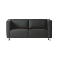 Cubus Lounge 2-Seater | Sofás lounge | Dietiker