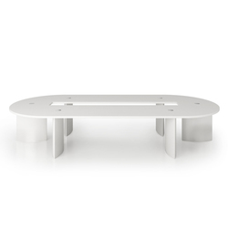 C5 Flexible conference table system | Tables de conférence | Holzmedia