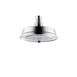 Hansgrohe Croma 100 Classic Overhead Shower with pivot joint DN15 | Shower taps / mixers | Hansgrohe