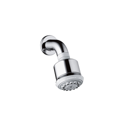 Hansgrohe Clubmaster Overhead Shower with shower arm DN15 | Shower taps / mixers | Hansgrohe