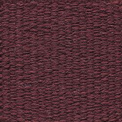 Häggå Uni | Wine Red 1001 | Formatteppiche | Kasthall