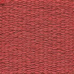 Häggå Uni | Coral Red 1004 | Rugs | Kasthall