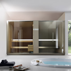 S+H Twin | Saunas | EFFE PERFECT WELLNESS