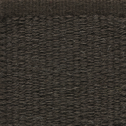 Häggå Dark Grey Brown 7001 | Tapis / Tapis design | Kasthall