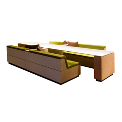 Sitagilounge-3 seater | Canapés d'attente | Sitag