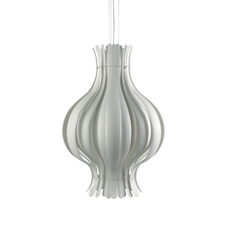 Onion Large White | Pendant | Suspensions | Verpan