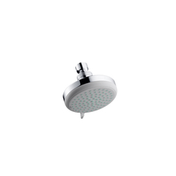 Hansgrohe Croma 100 Vario Overhead Shower with pivot joint DN15 EcoSmart | Shower taps / mixers | Hansgrohe