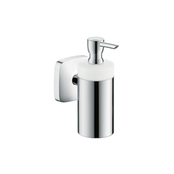Hansgrohe PuraVida Lotion Dispenser | Soap dispensers | Hansgrohe