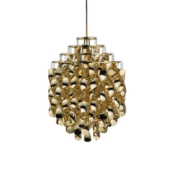 Spiral SP01 Gold | Pendant | Suspensions | Verpan