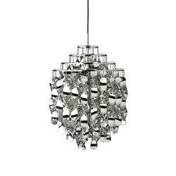 Spiral SP01 Silver | Pendant | Lámparas de suspensión | Verpan