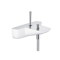 Hansgrohe PuraVida Single Lever Bath Mixer DN15 for exposed installation | Bath taps | Hansgrohe