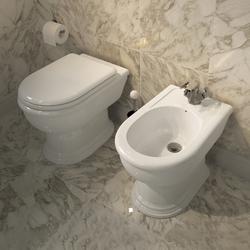 Fidia wc | bidet | Toilets | Ceramica Flaminia