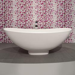 Vasche ovali vasche in ceramica vasche da bagno io vasca - Vasche da bagno ovali ...