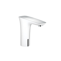 Hansgrohe PuraVida Electronic Basin Mixer DN15 with 230V mains connection | Wash-basin taps | Hansgrohe