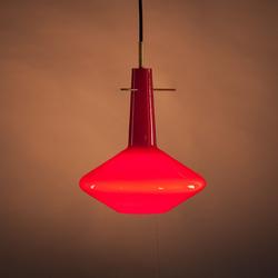 3Angle red | General lighting | PSYKEA