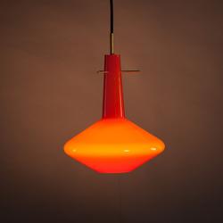 3Angle orange | General lighting | PSYKEA