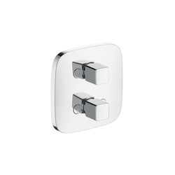 Hansgrohe PuraVida iControl Shut-off and Diverter Valve for concealed installation DN20 |  | Hansgrohe