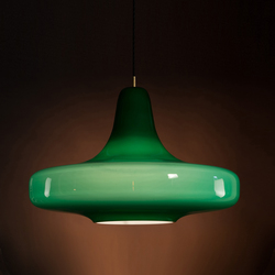 UFO60 green | General lighting | PSYKEA