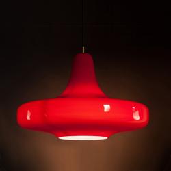 UFO60 red | General lighting | PSYKEA