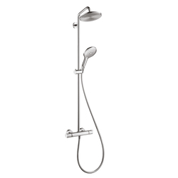 hansgrohe Raindance Select S 240 1jet Showerpipe | Shower taps / mixers | Hansgrohe