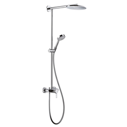 Hansgrohe Raindance 240 Showerpipe Single Lever Mixer DN15 | Shower taps / mixers | Hansgrohe