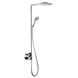 Hansgrohe Raindance 240 Showerpipe for concealed installation DN15 | Shower taps / mixers | Hansgrohe