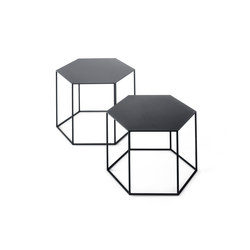 Hexagon small table | Coffee tables | Desalto