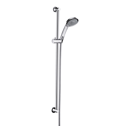 Hansgrohe Raindance Classic 100 Air 3jet|Unica'Classic Set 0.90m DN15 | Shower taps / mixers | Hansgrohe