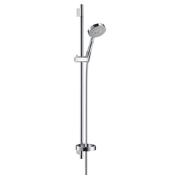 Hansgrohe Raindance S 120 Air 3jet|Unica'S Puro Set 0.90m DN15 | Shower taps / mixers | Hansgrohe