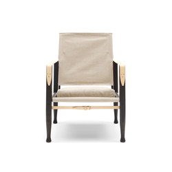 KK4700 Safari chair | Poltrone lounge | Carl Hansen & Søn