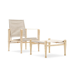 KK4700 | KK47001 Safari chair | Fauteuils | Carl Hansen & Søn