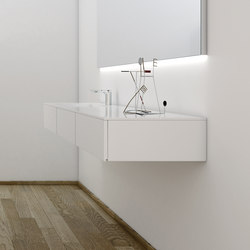 Strato Bathroom Furniture Set 20 | Meubles sous-lavabo | Inbani