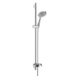 Hansgrohe Raindance S 150 Air 3jet|Unica'S Puro Set 0.90m DN15 | Shower taps / mixers | Hansgrohe