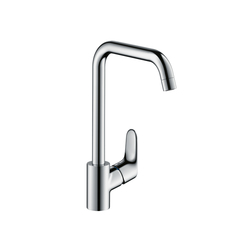 Hansgrohe Focus Single Lever Kitchen Mixer DN15 for vented hot water cylinders | Kitchen taps | Hansgrohe