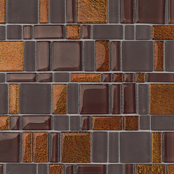 Bernice | Mosaicos de vidrio | Dune Cerámica