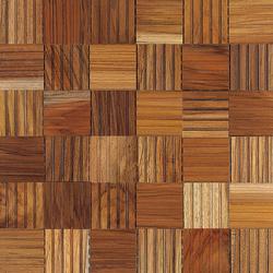 Borneo Nature | Wood mosaics | Dune Cerámica