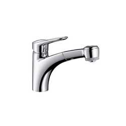 Hansgrohe Metropol E Single Lever Kitchen Mixer DN15 with pull-out spray | Kitchen taps | Hansgrohe