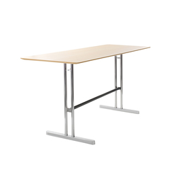 Disc Up | Standing meeting tables | Skandiform